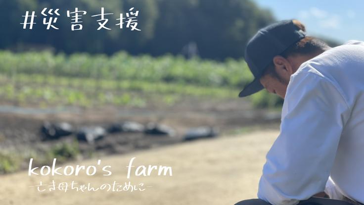kokoro's farm 亡き母ちゃんのために ~3度目の水害~