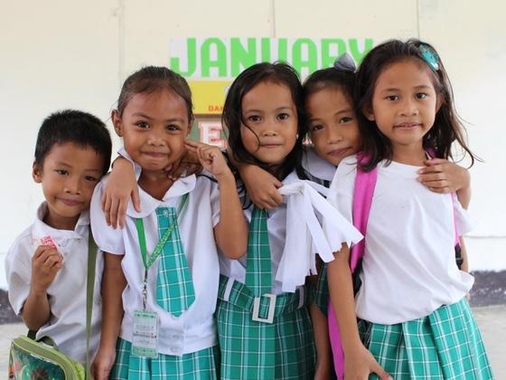 ミンダナオ島北部の田舎町マガリャネスの小学校に教育支援を!