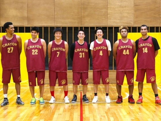 グローバルなCRAYON.EXEを通じて、日本のバスケを盛り上げよう!