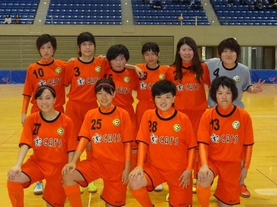 全国の強豪女子フットサルチームを集めて九州で大会を開催したい