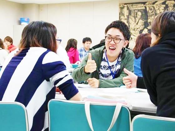 政策・情報 学生交流会に全国の学生に参加してもらいたい!