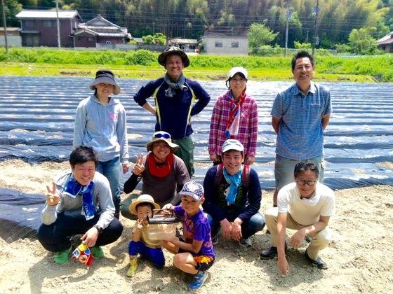 兵庫県加古川で、綿花から作る靴下産業を地域の皆で復活させたい