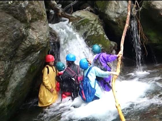 児童福祉施設の子どもたちを冒険できるキャンプに参加させたい!