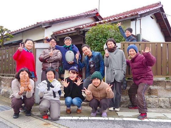 滋賀県甲良町にゲストハウスとカフェを創り人が集まれる場所を!!