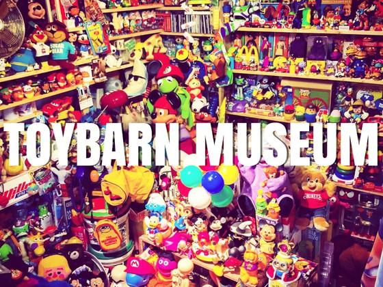アメリカントイ専門おもちゃ博物館 TOYBARN MUSEUMを作りたい!