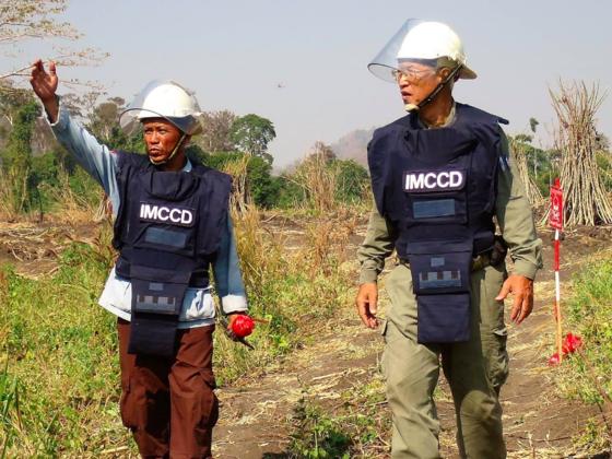 カンボジアに眠る600万個の地雷から村人の命を守りたい!
