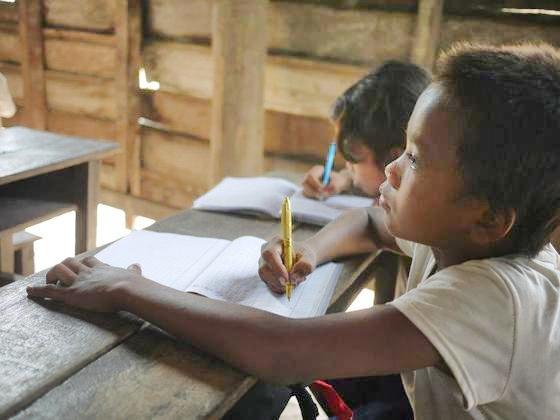 夢と笑顔で世界を繋げる∼リエンポン村に小学校を建てよう∼