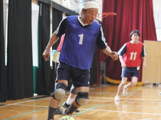 A Ball Can Change the Life  1つのボールが人生を変える