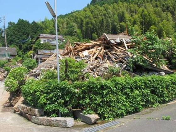 熊本地震被災者の家屋の片付けや、引っ越しの運搬補助をしたい!