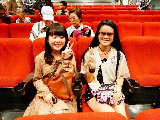視覚障がい者と健常者が一緒に楽しめる映画祭をつくりたい!!