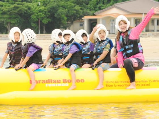 熊本地震で被災した子どもたちを天草の海へ招待したい!