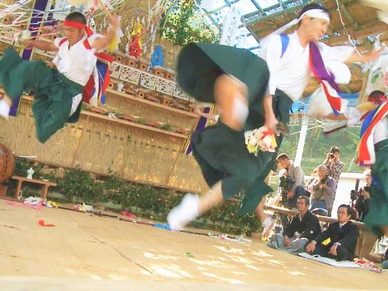 山口県で1300年続く三作神楽の上演会を開催し、新しい後継者を!