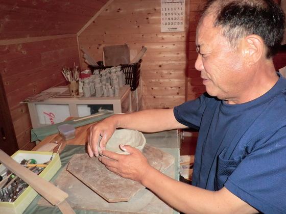 福島県浪江町で愛されてきた、大堀相馬焼を使った復興支援イベントを開催したい!