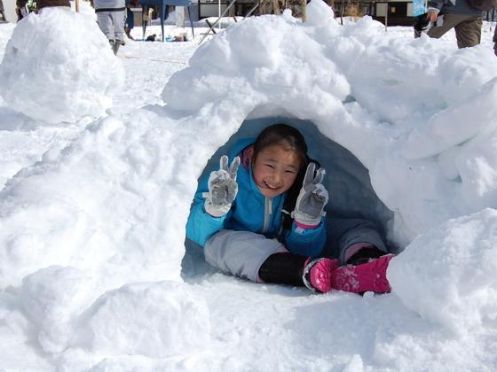 「三依杯雪合戦」 今年もやります、冬の三依であつ~い雪合戦!