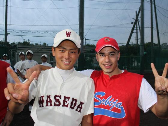 高校野球セルビア代表を日本へ!日本の野球を世界へ!