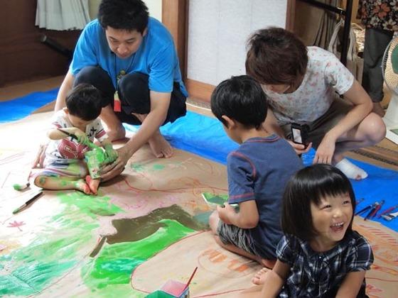 福井県の集落で古民家を改修し、再び子どもたちの声を響かせたい