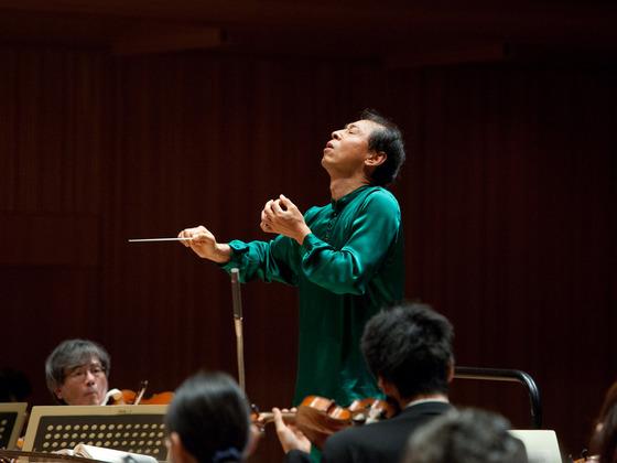 独学の指揮者根本昌明がベートーヴェン交響曲連続演奏会に挑戦!