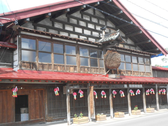 江戸時代に建てられた青森県黒石の歴史的建造物を後世に残したい