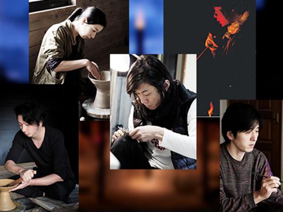英国で益子の若手陶芸作家の特別展を開催したい!