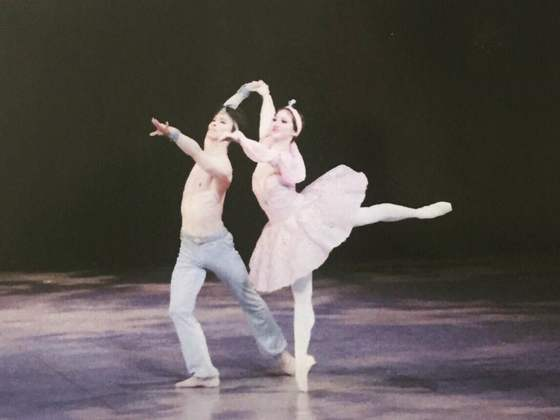 ドイツに練習拠点を移し、ヨーロッパのバレエ団入団を目指したい