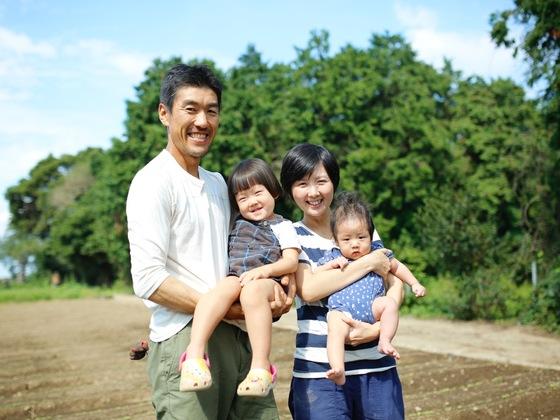 子ども達の未来のために本物の自然野菜を守り伝えたい!