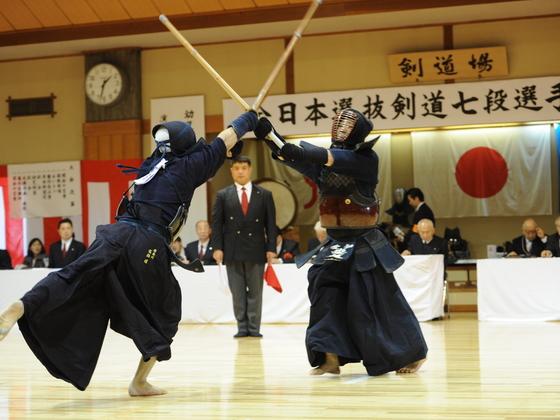 「全日本選抜剣道七段選手権大会」開催!迫力ある試合をもう一度