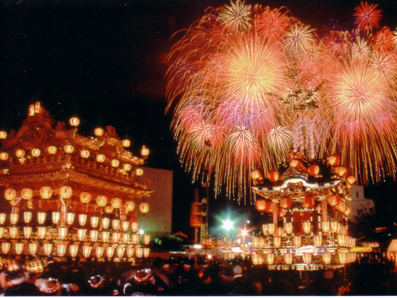 江戸時代から続く師走名物「秩父夜祭」を全世界に生中継したい!