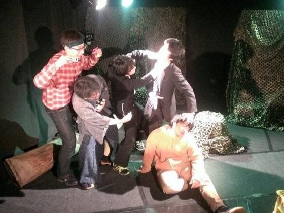 長野県を一つにするためのお芝居『女の平和』を上演したい!