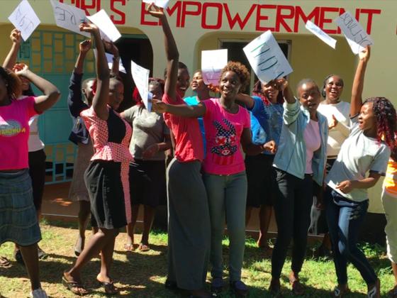 早期妊娠・結婚により学校を中退。ケニアの少女達を復学させたい