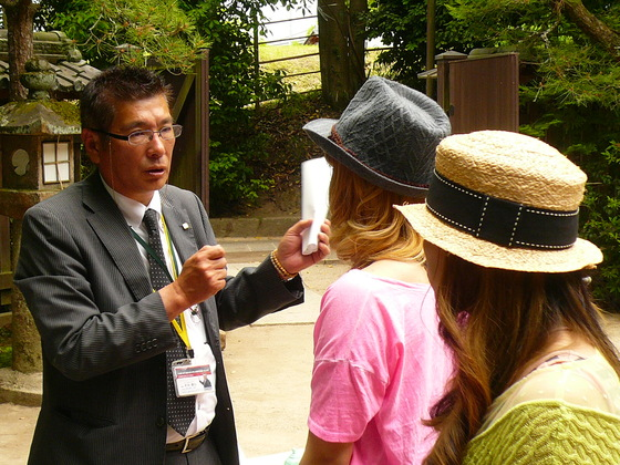 京都を楽しみたい人を観光案内できるタクシー運転手を増やそう!