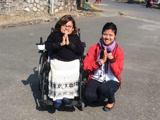 ネパールで障害女性が自立生活するためのカフェをつくりたい