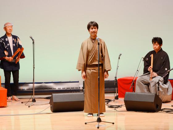 熊本県災害支援のために民謡チャリティーコンサートを開催したい