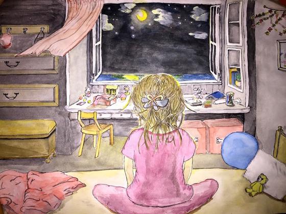 自由な世の中へ「yes」を。マチュピチュへ行って絵を描きたい!