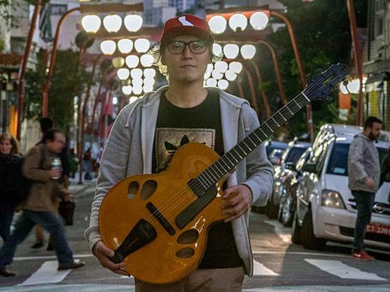 ブラジル在住7年目!日本とブラジルの音楽文化をCDアルバムに!