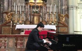【ピアノパラ演奏会サポーター】応援コース