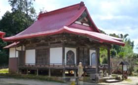 【企業様向け】興隆寺釈迦堂前に企業名入りプレート設置