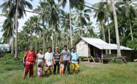 ココナッツ農家全力応援