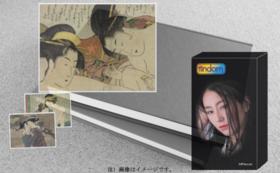 【日本国内向け】フィンドム24ピース×6箱+写真資料集『浮世に咲く百合』