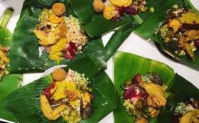 【今プロジェクト限定!】スリランカ家庭料理WS参加権