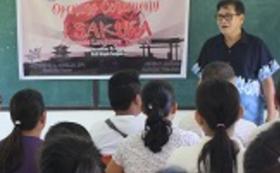 高齢化介護人手不足解消、フィリピン人介護士育成フィリピンリザルラグナ市長さんとの日本語無料学校運営プロジェクト