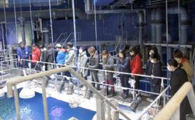 【手話ガイド育成を応援!】水族館バックヤードツアー