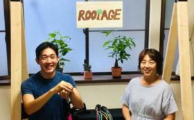 小川親子の挑戦を、全力応援!!