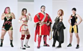 【先着5名限定】仙台女子プロレス選手グッズ