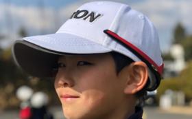 Gコース:-小1ゴルファー誠ノ介とのハーフラウンドご招待-