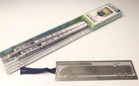 非売品Class800シリーズノベルティコース(箸・しおり、ステッカー、クリアファイル、写真集orDVD付)
