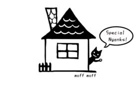 保護猫カフェmoff moffサポーター(フリーパスとオリジナルグッズ)