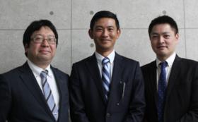最期の救急車プロジェクトチーム(杉原、北村、澤)全力応援