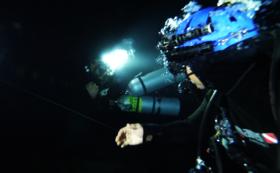 <ダイビング通算100本以上の経験者限定>一緒に調査できる!あなたもウンブキ水中探検メンバー