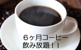 クラファン限定・もっくん珈琲ロゴ入りマグカップ+6ヶ月フリーコーヒーチケット