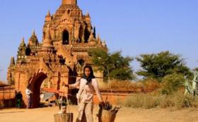 【300.000】某有名ミャンマー地元情報雑誌掲載プラン